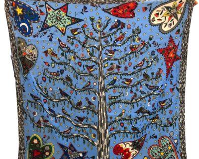 arbre de vie bleu