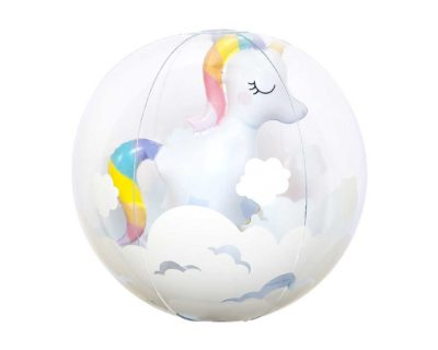ballon gonflable licorne