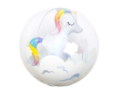 ballon gonflable licorne