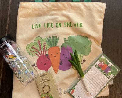 kit cadeau veggie