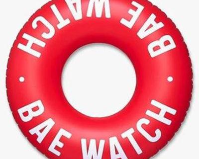 bouée bae watch