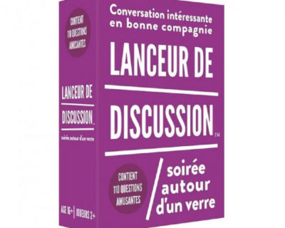 lanceur discussion apéro