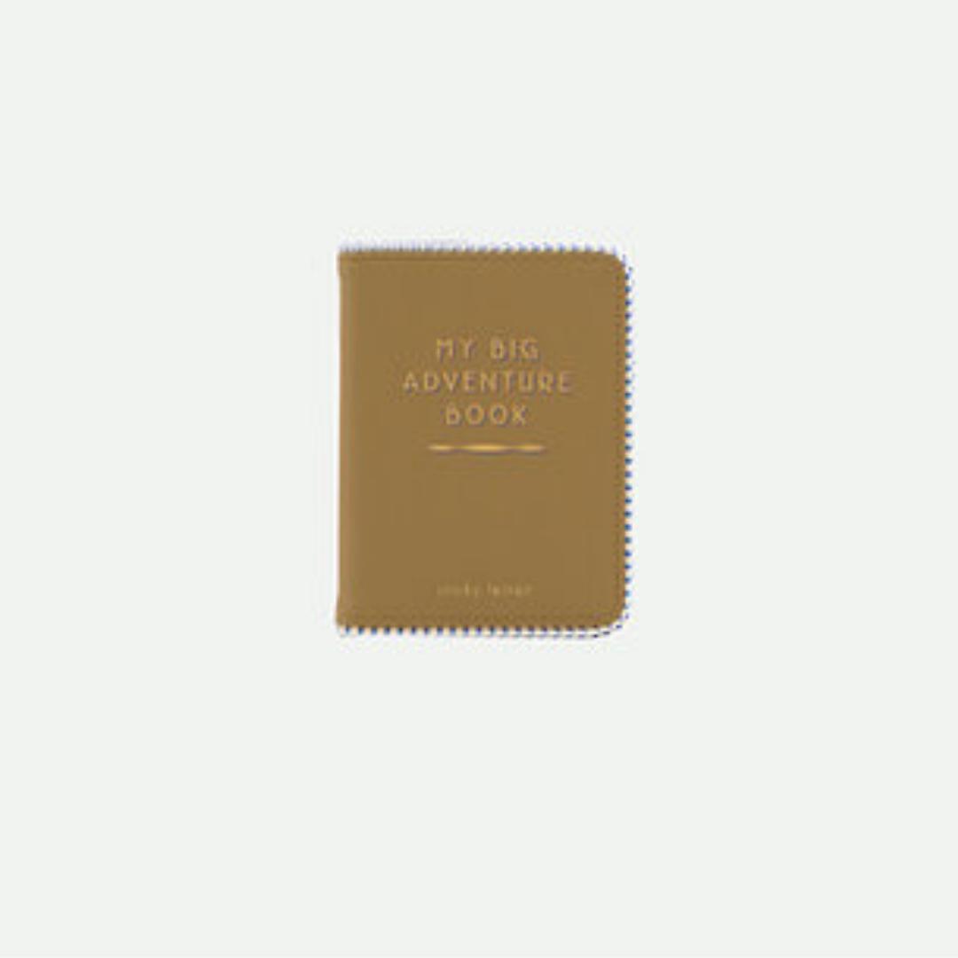 étui passeport olive