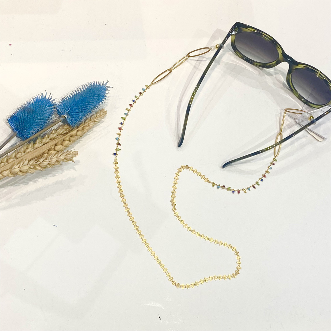 Chaine lunette 1
