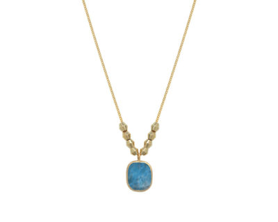 collier gill turquoise