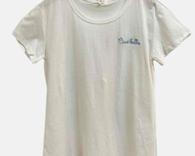 t-shirt zoé ciao bella