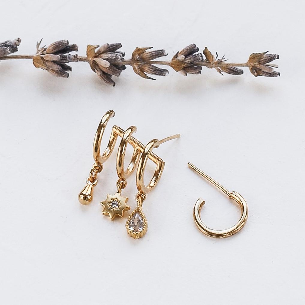 Boucles d'oreilles mariel