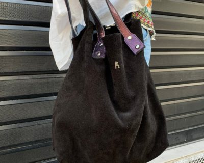 sac ruban noir